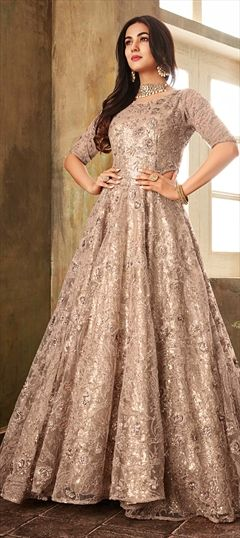 50d1c3403e Sequin Salwar Kameez : Buy Sequins Work Salwar Suits