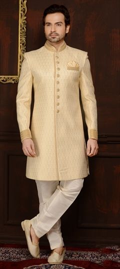 5aad2821e9 Wedding Sherwani: Buy Indian men's sherwani | IndianWeddingSaree