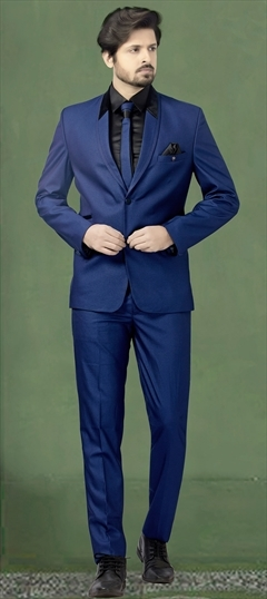2 Piece Suit With Shirt