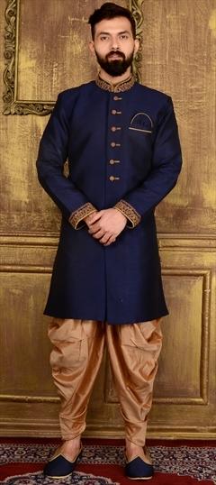 Details about  / Traditional Ethnic Wear slim fit Kurta Pajama Set  Indowestern  style Men// Boy