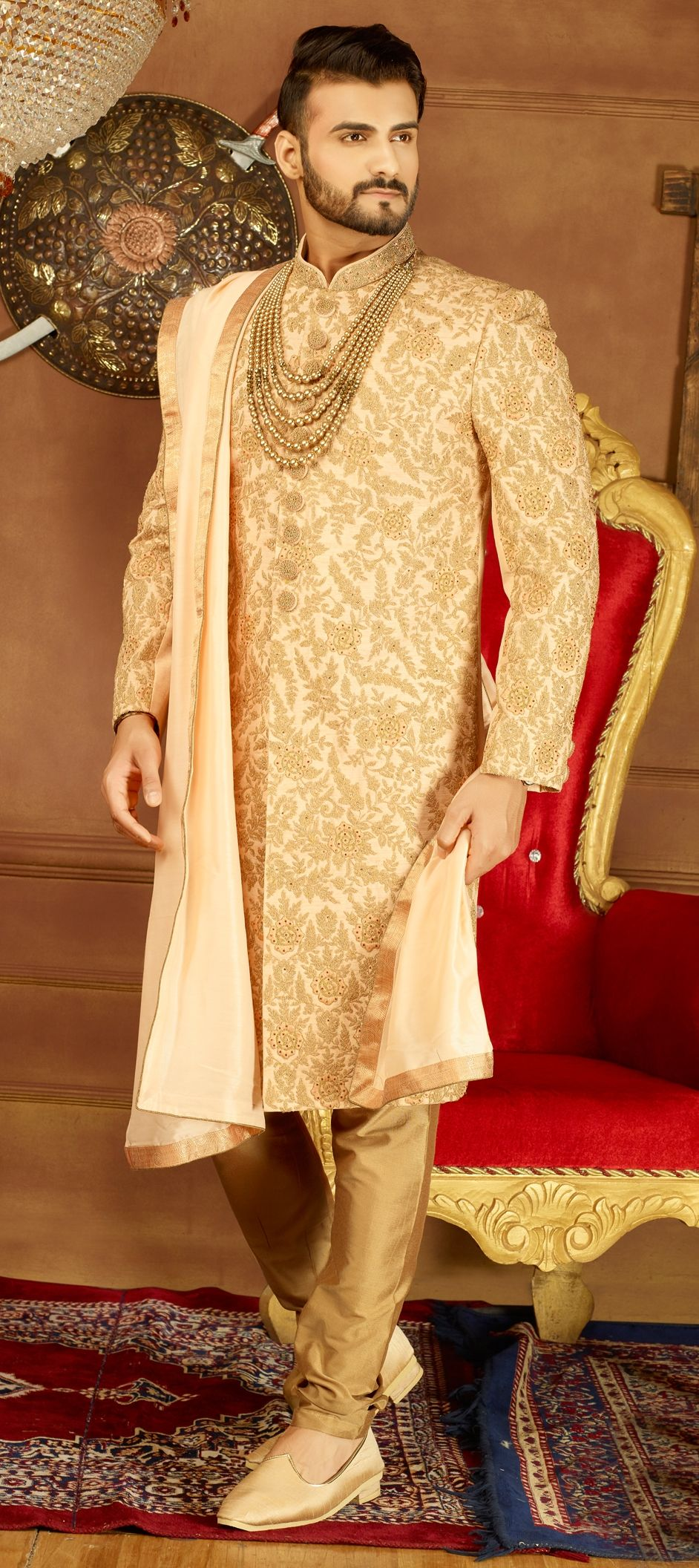 SOME TIPS TO BUY THE PERFECT WEDDING SHERWANIS