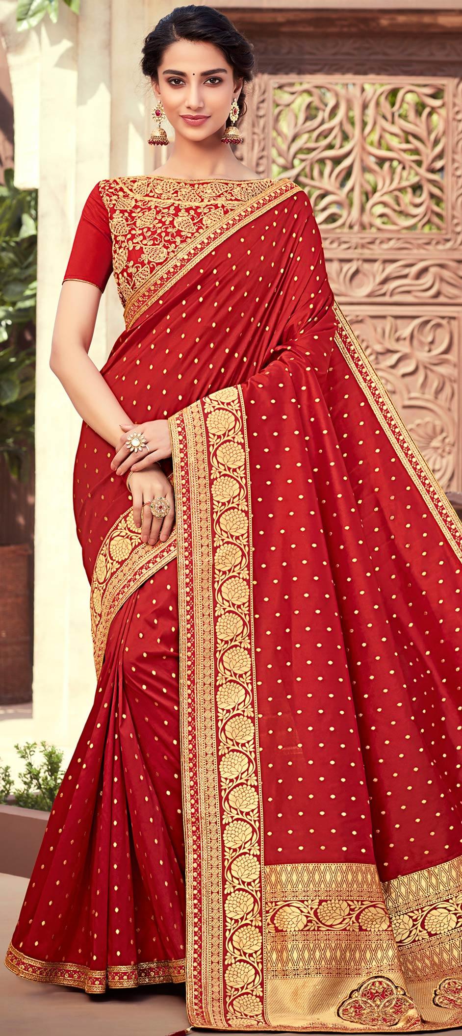 Paithani Embroidery saree