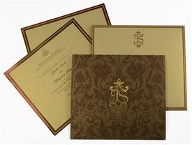 Gala Lunch & Dinner Invitations