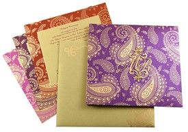 Paisley Theme Cards
