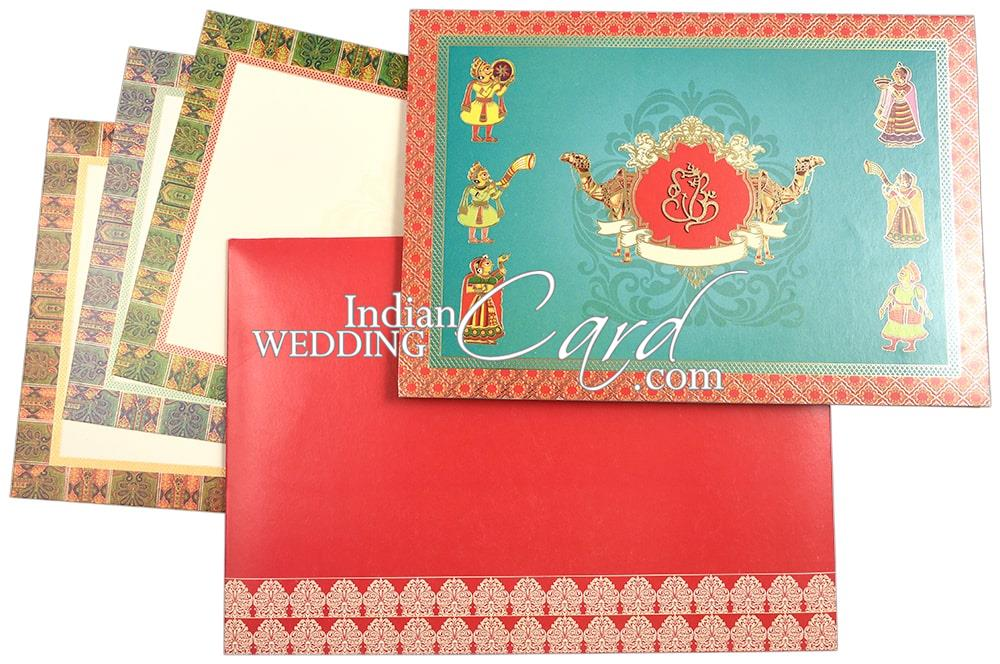 Marriage Invitations Card