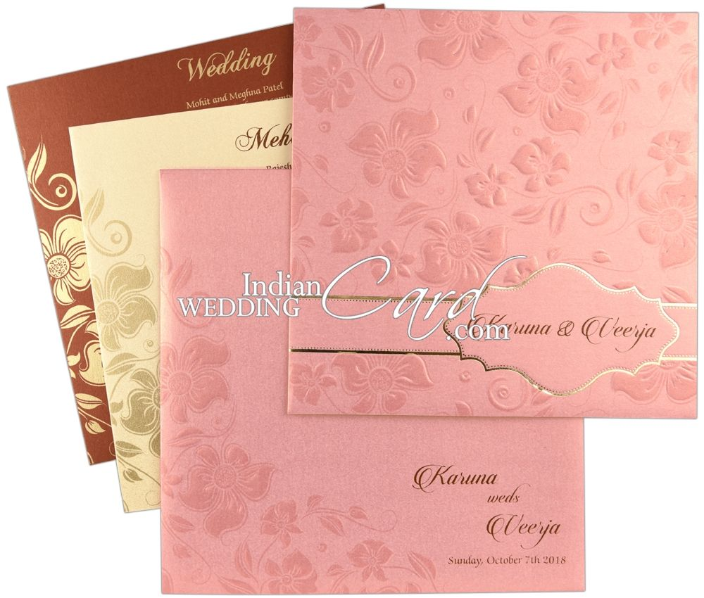 Flower Theme Cards