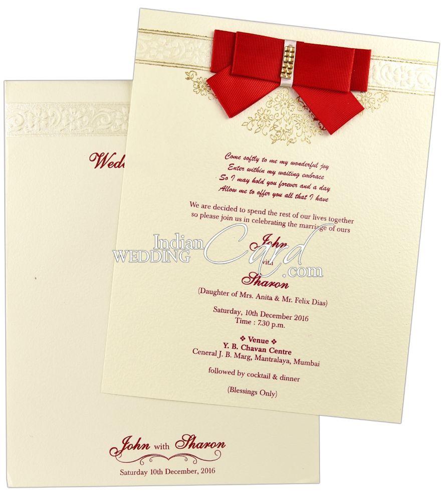 Christian Invitations Cards