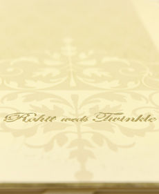 Bride and Groom Name