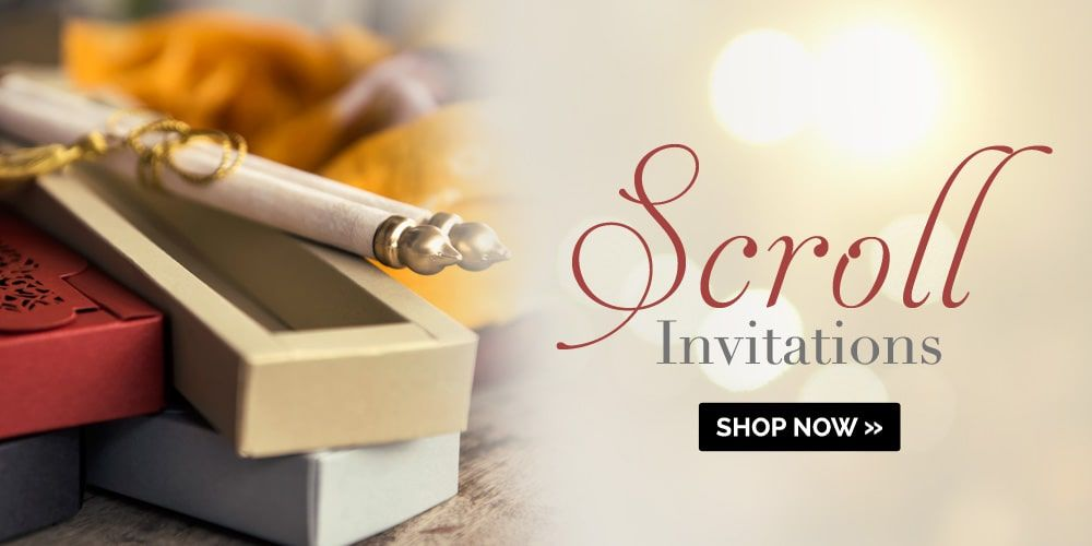 Scroll Invitations
