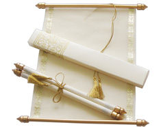 scrolls with ENVELOPE