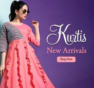 New Arrivals Kurtis