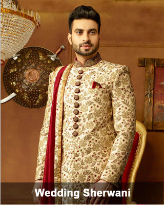 Best wedding dress for indian groom