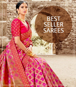 SAREES BEST SELLERS
