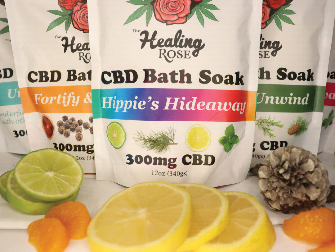 CBD Bath Soaks