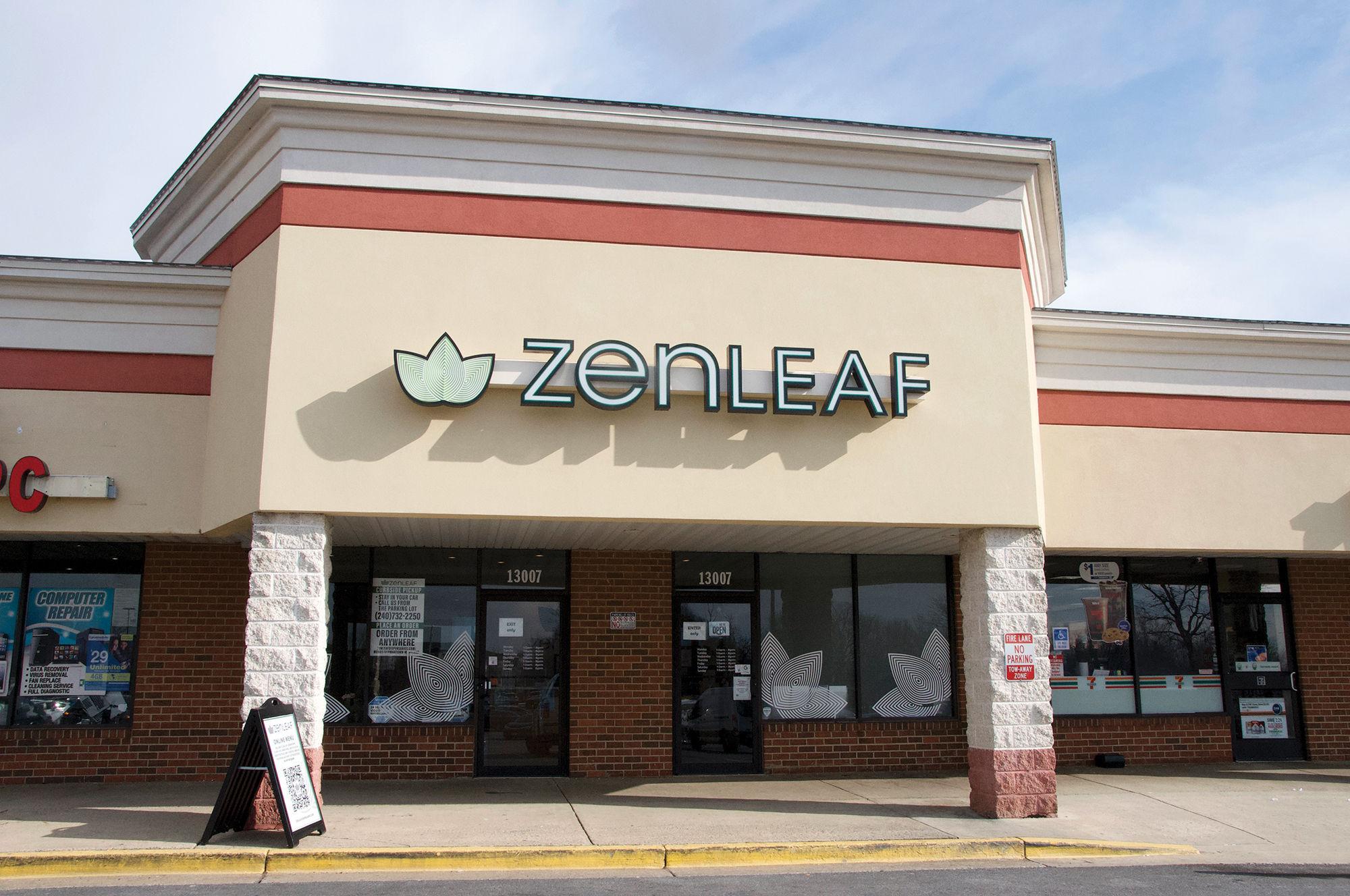 Zen Leaf Germantown