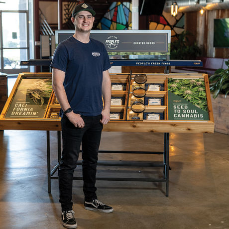 Budtender of the Month: Dominic Miller at People's OC