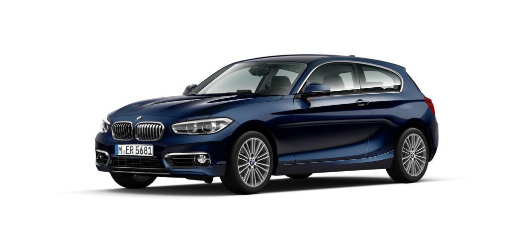 BMW 118d 3 Türer EURO