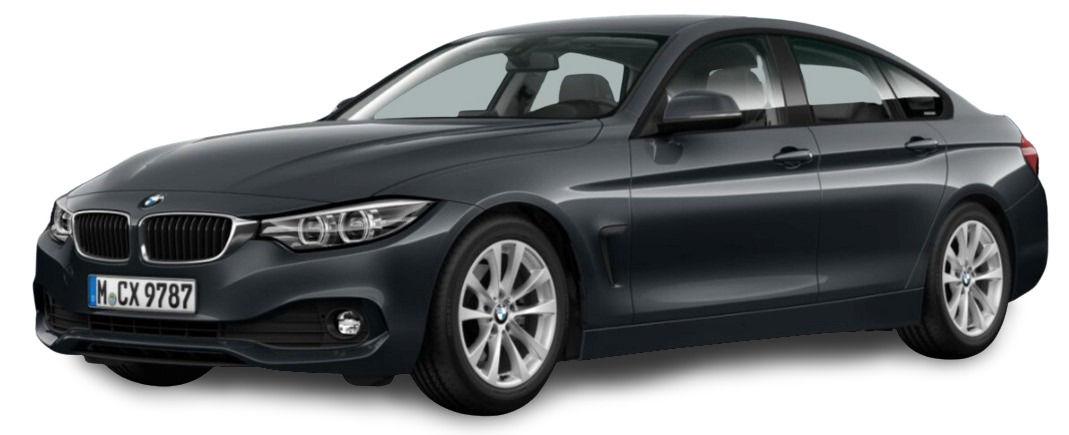 BMW 420d xDrive Gran Coupé