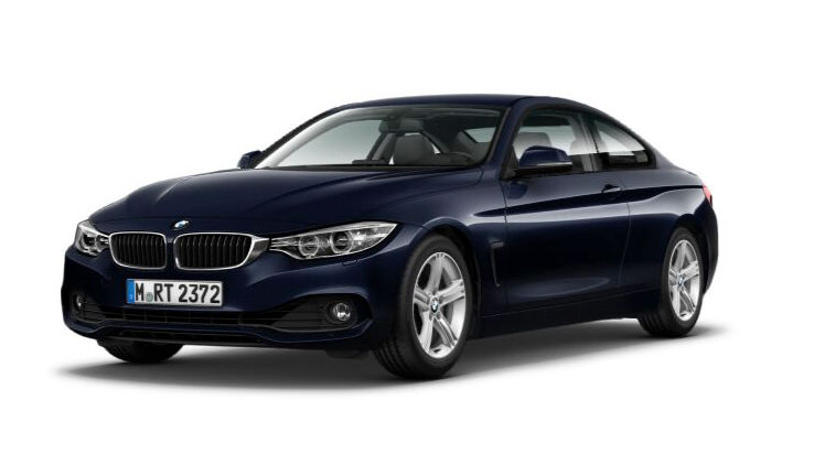 BMW 420d xDrive Coupé Luxury