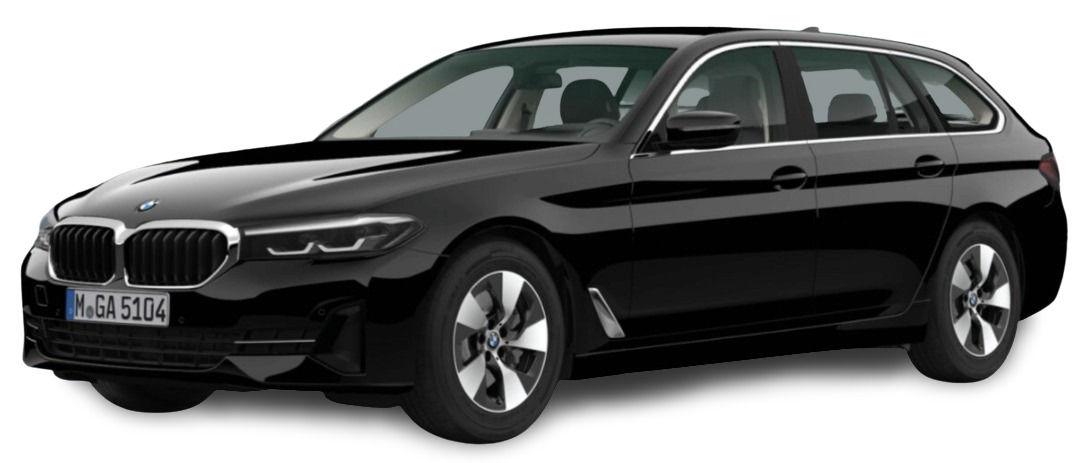 BMW 520d Touring Luxury Line