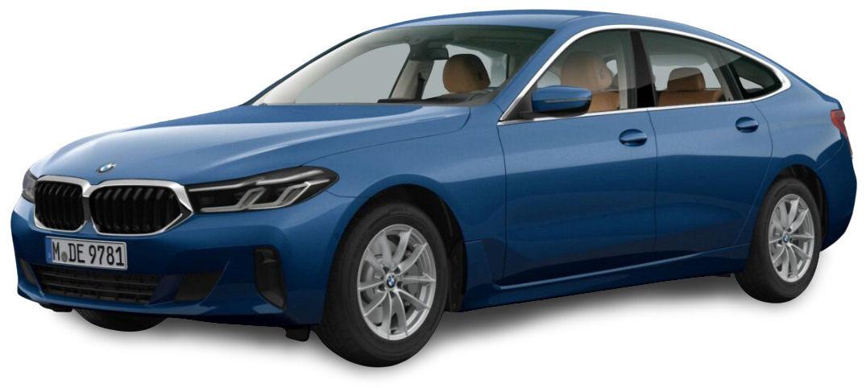 BMW 630i Gran Turismo Sportpaket