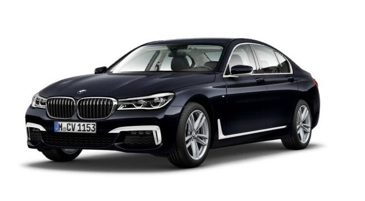 BMW 730d Limousine Ferngesteuertes Parken