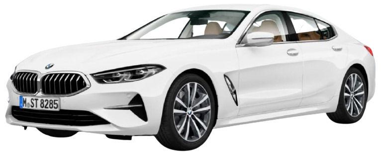BMW M850i xDrive Gran Coupé