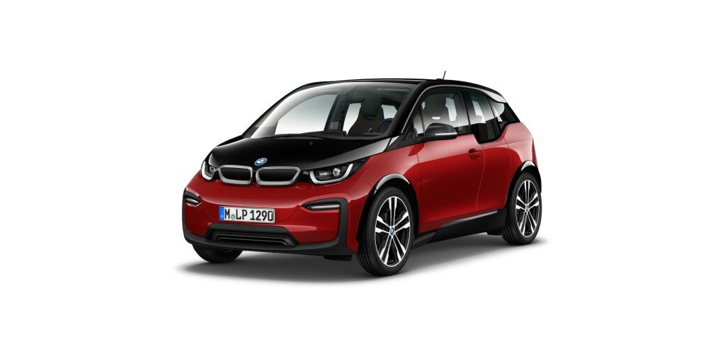 BMW i3 120Ah DAB LED
