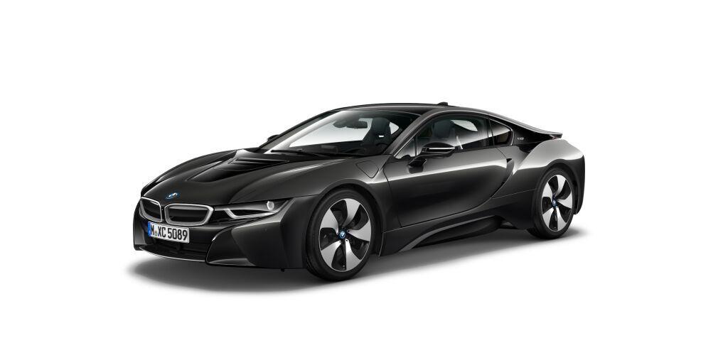 BMW i8 Coupé EURO6 Head