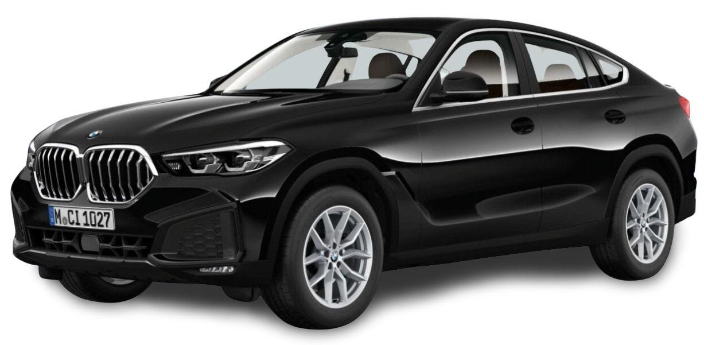 BMW X6 M50i Gestiksteuerung B&W