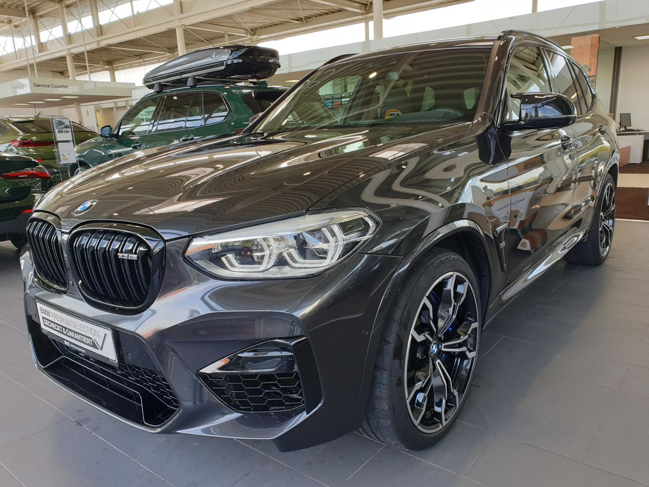 BMW X3 M Competition M