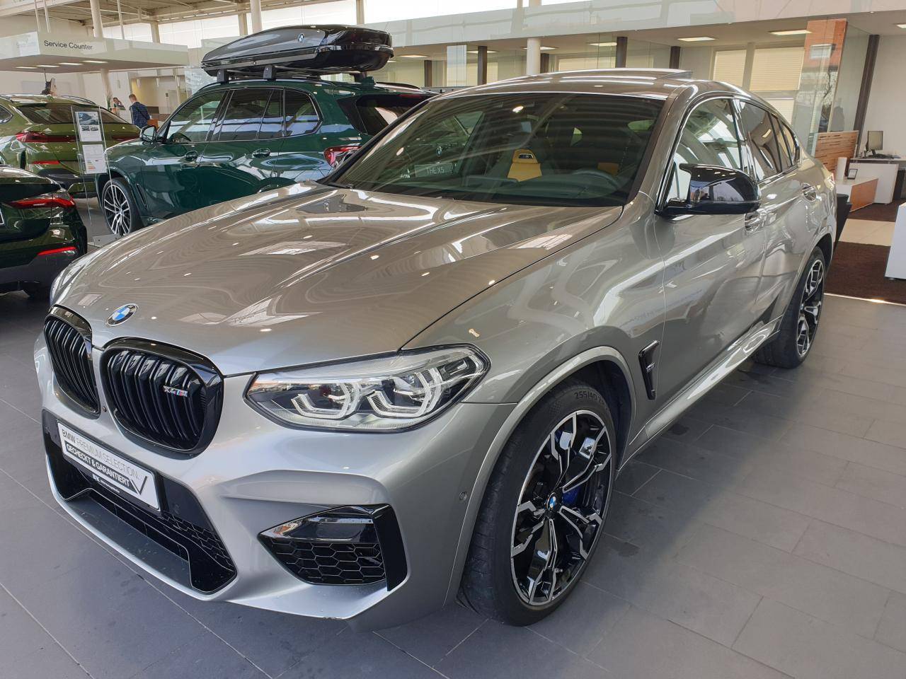 BMW X4 M Competition 21