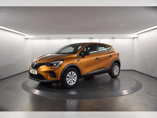 RENAULT Captur Business E TECH
