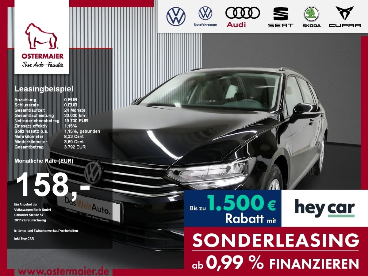 VW Passat Variant Basis 120PS