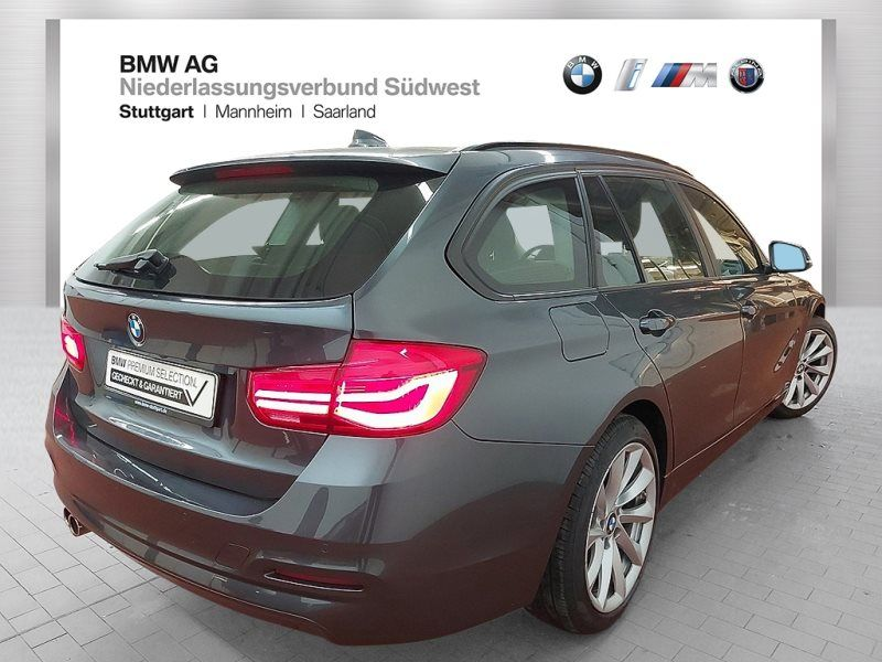 BMW 320d Touring Advantage LED