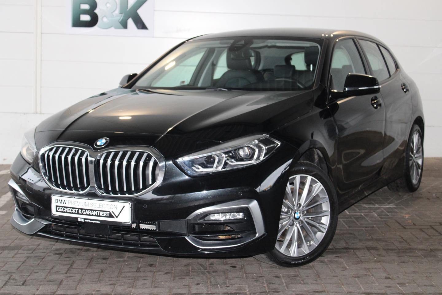 BMW 118i Hatch Luxury Line