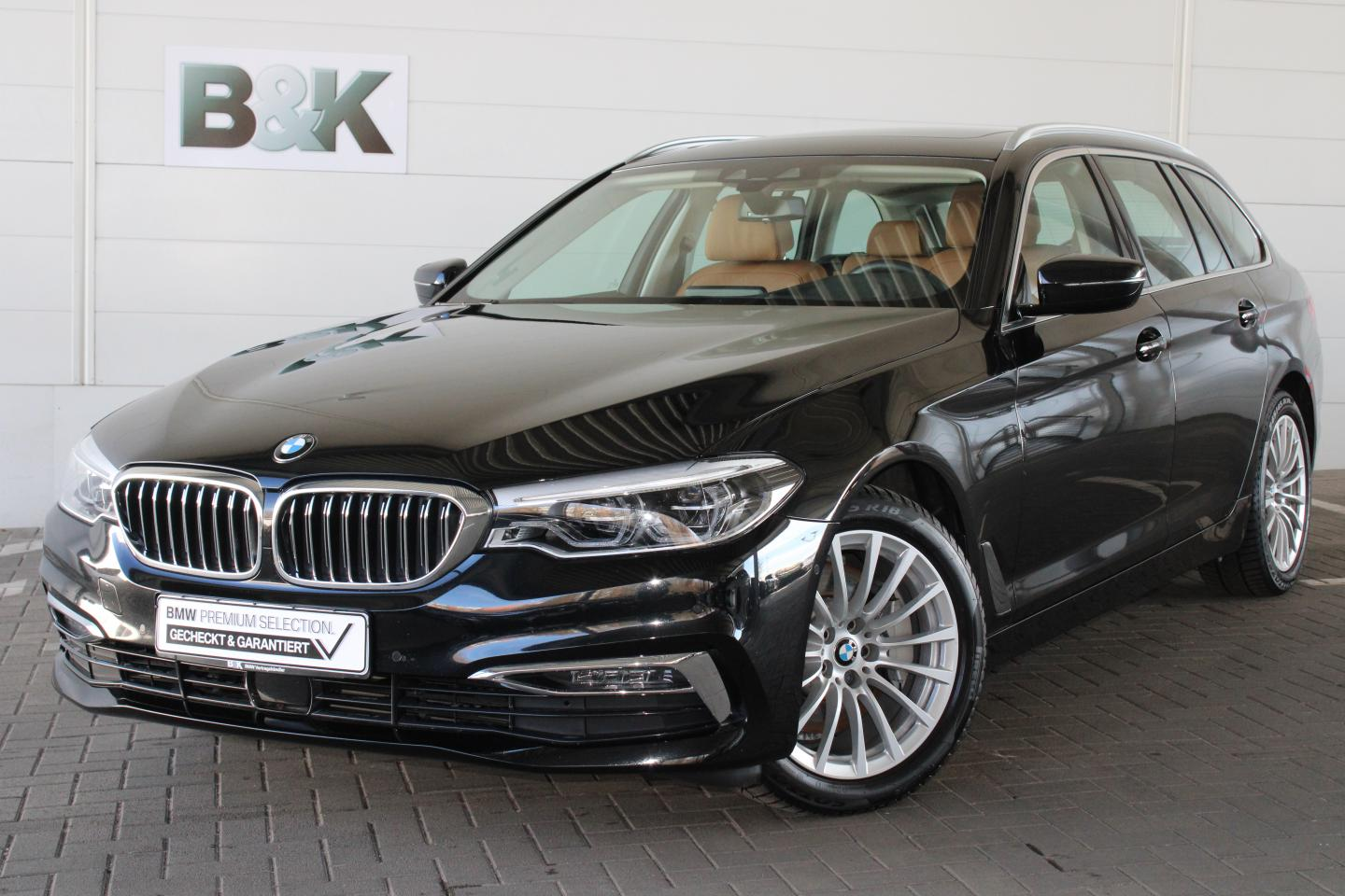 BMW 530d Touring Luxury Leasing
