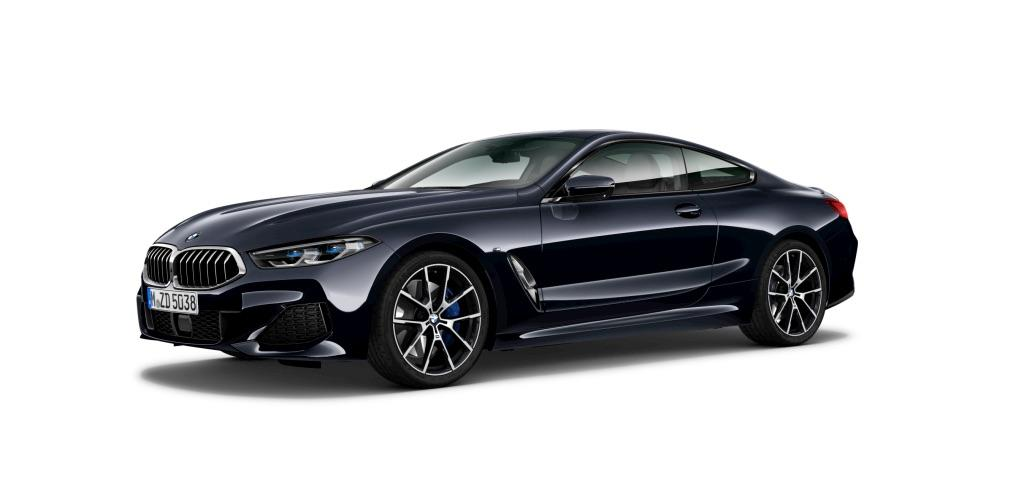 BMW 840d xDrive Coupé M