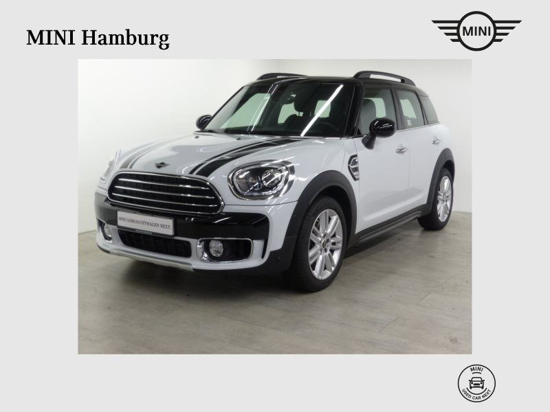 MINI Cooper Countryman Chili Head