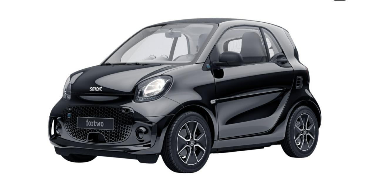SMART fortwo coupe electric drive