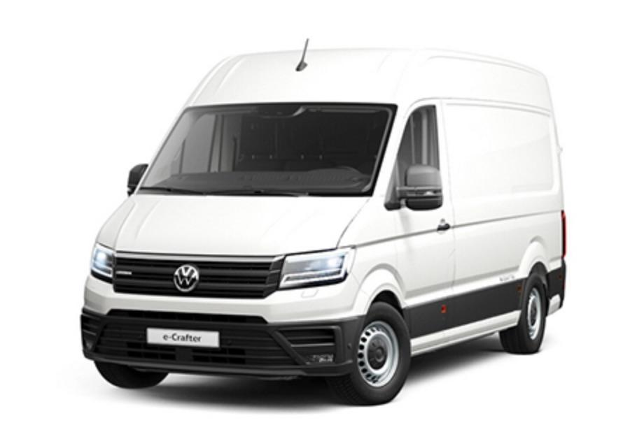 VW Crafter e Crafter 35