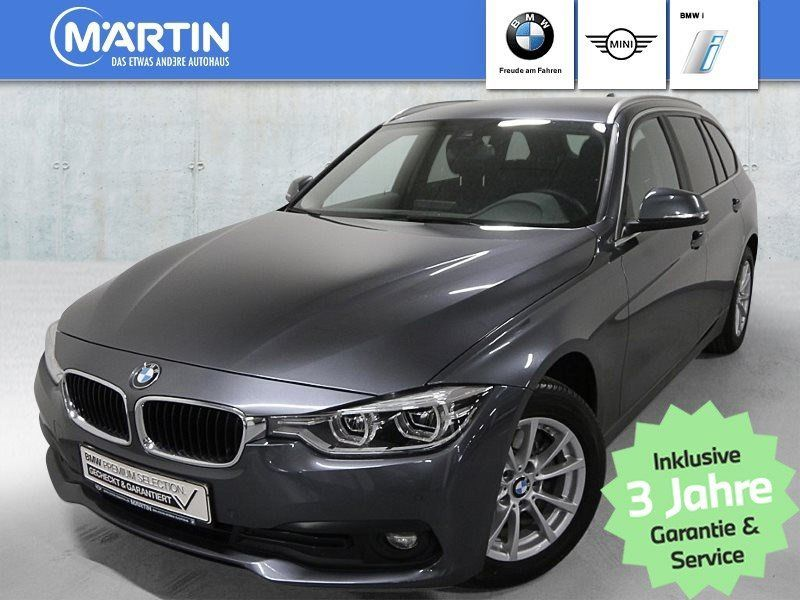BMW 320d Touring Advantage *HiFi*LED*Navi