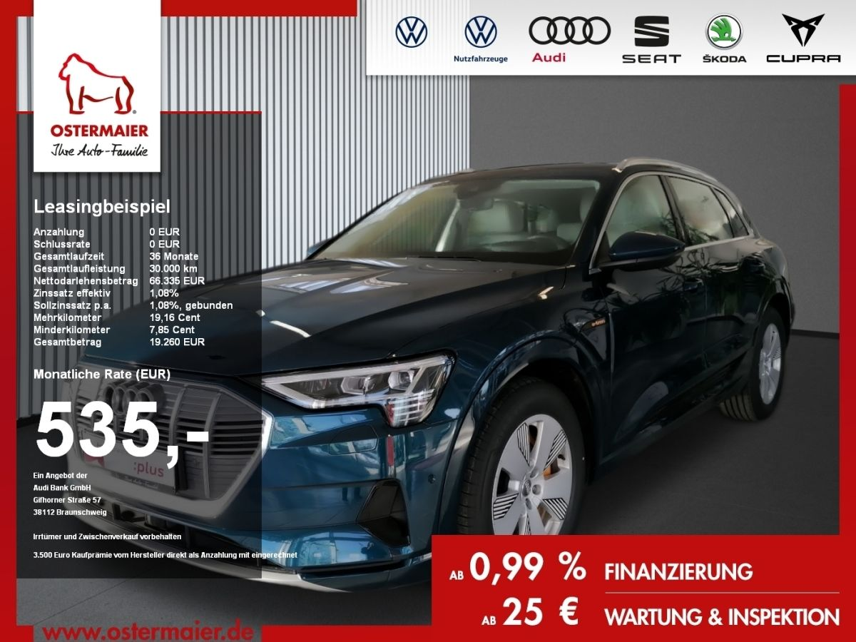AUDI e tron ADVANCED 55