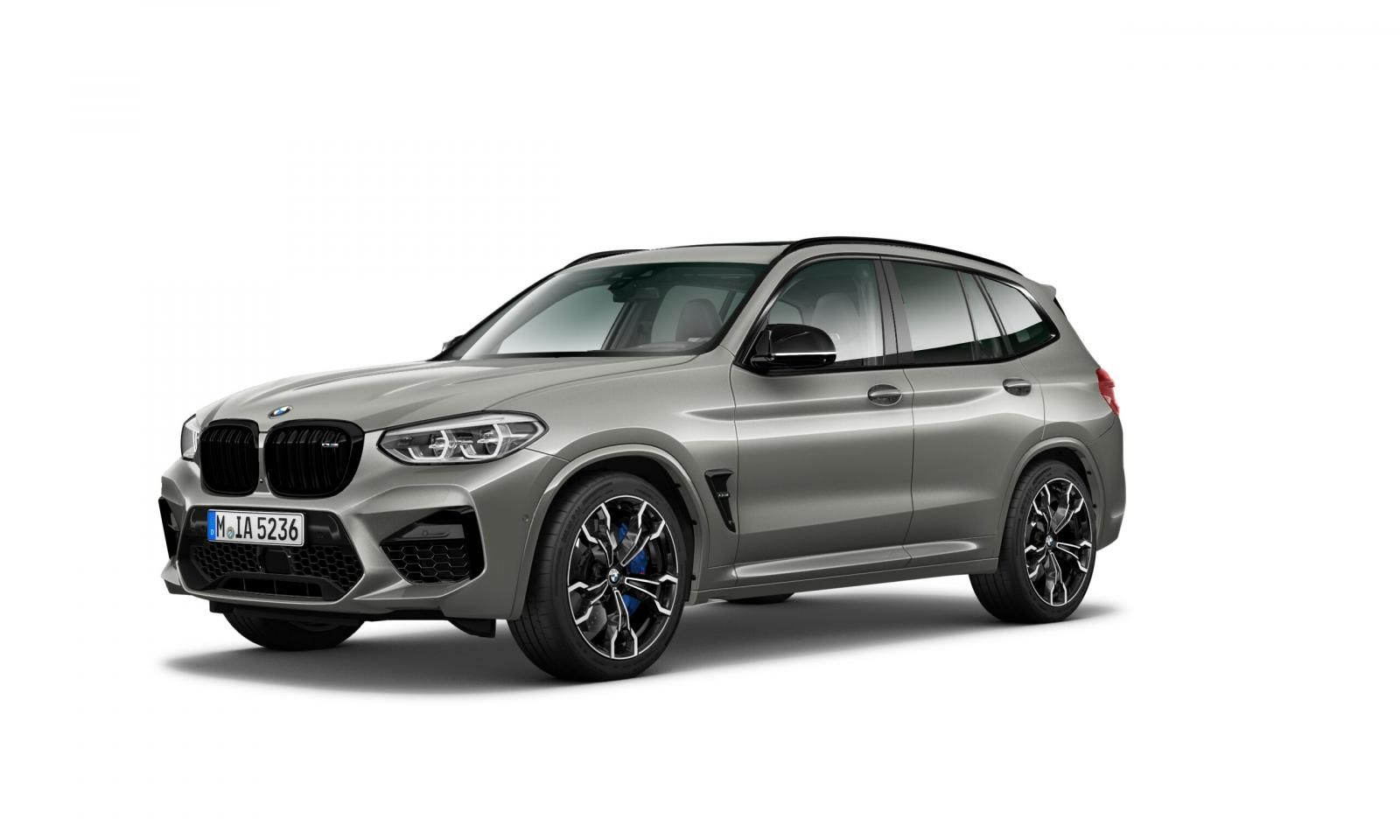 BMW X3 M Competition DriverPack