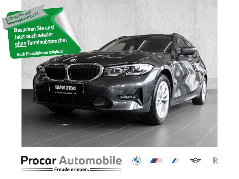 BMW 318d Touring Advantage Aut.
