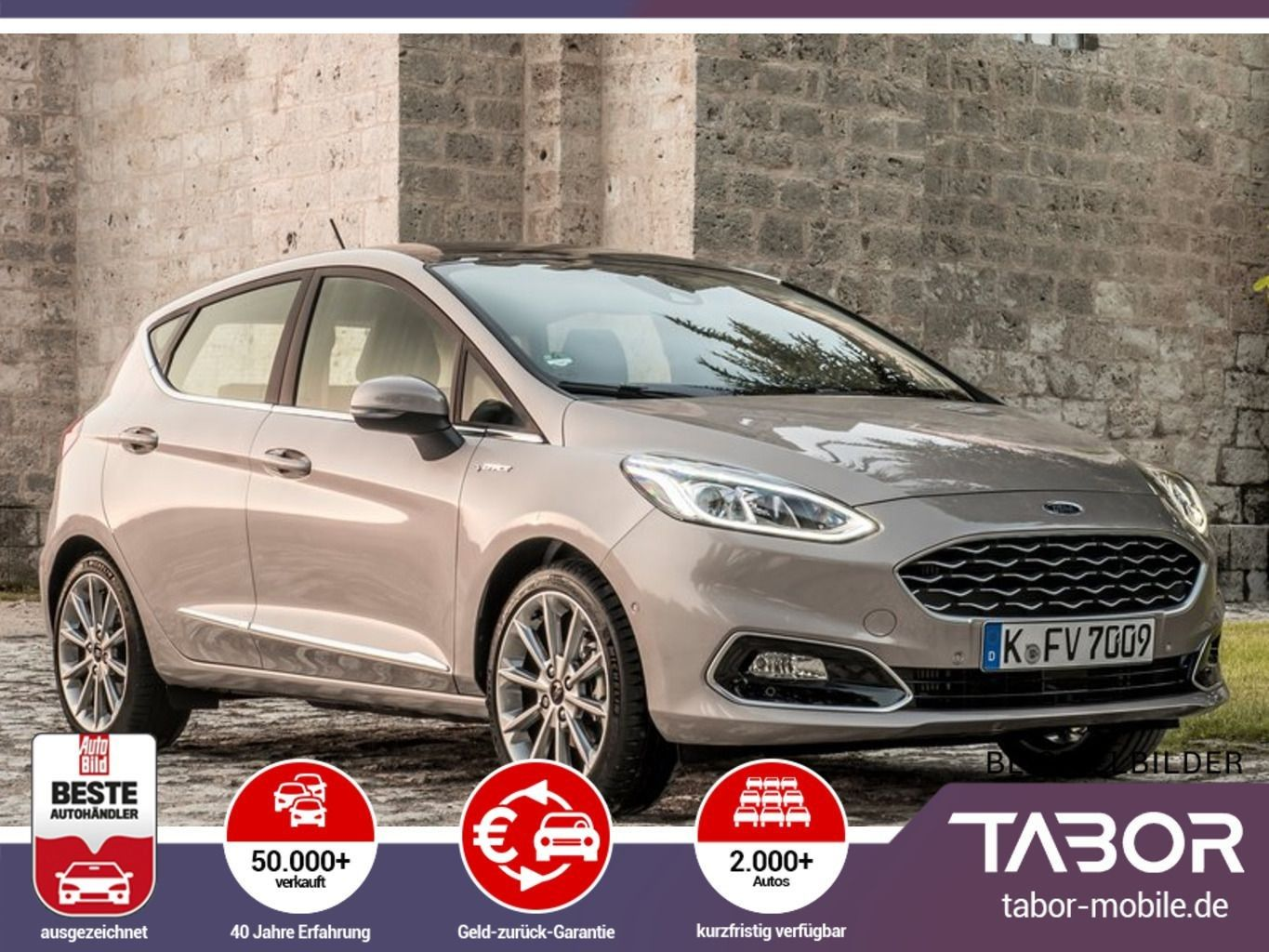 FORD Fiesta 1.1 85 Cool&Connect