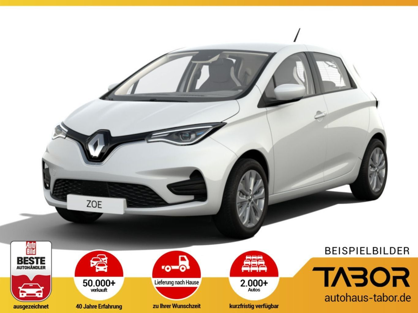 RENAULT ZOE EXPERIENCE (Selection) R110