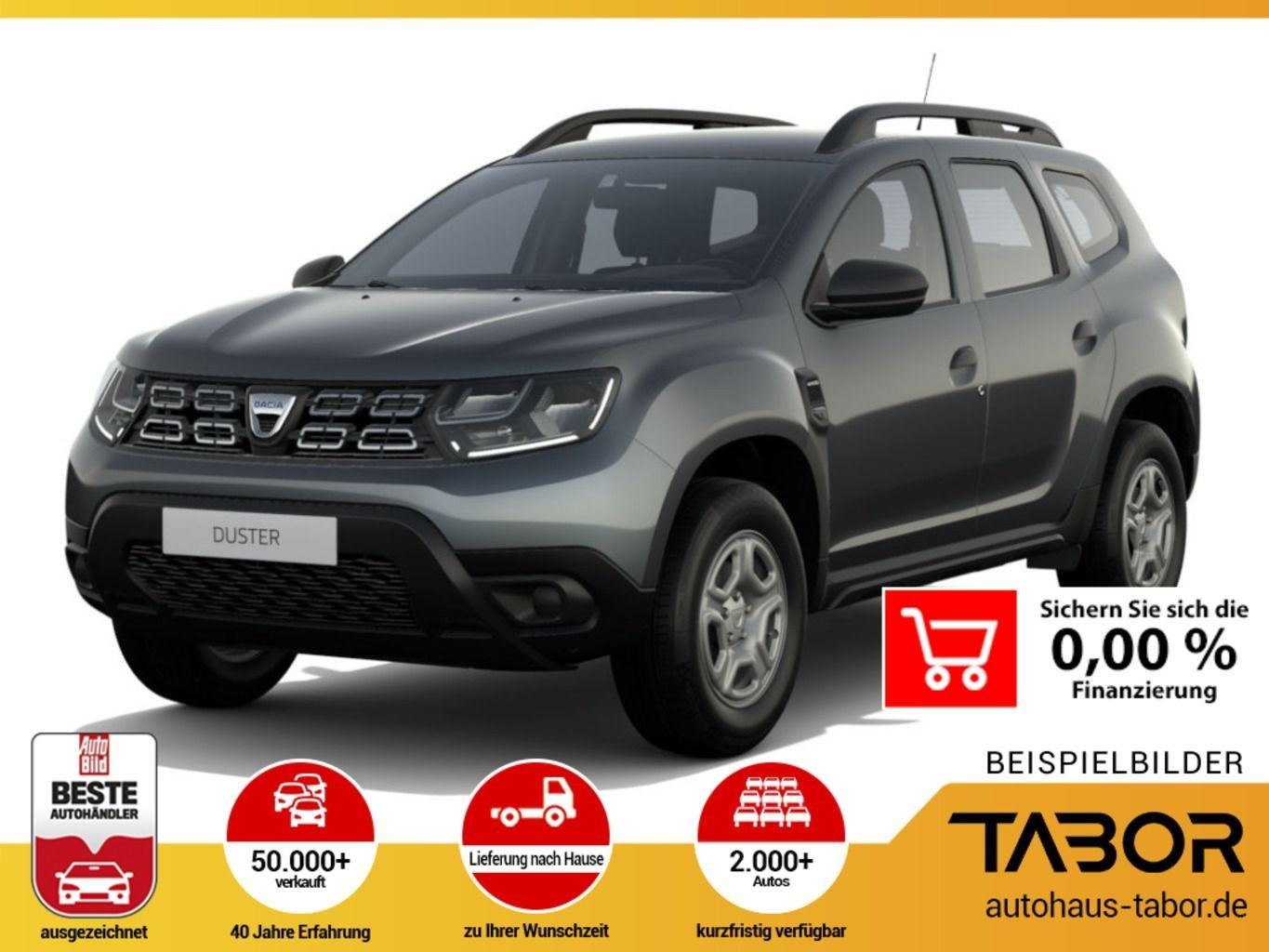 DACIA DUSTER Deal Blue dCi