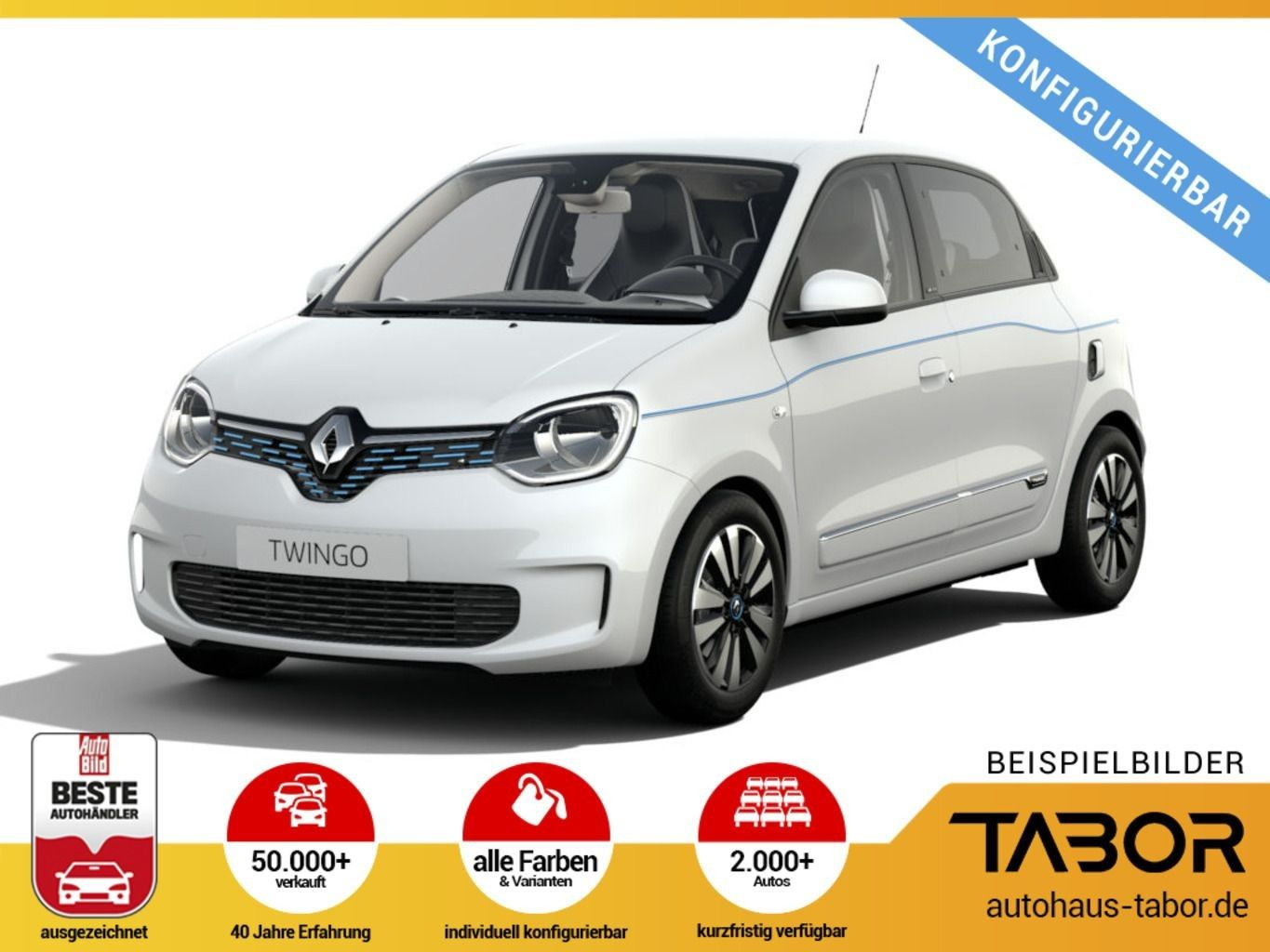 RENAULT Twingo Electric INTENS inkl.