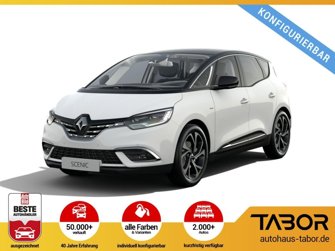 RENAULT Scenic BLACK EDITION TCe